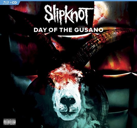 Slipknot - Day of the Gusano: Live at Knotfest, Mexico City 2015 (Blu-Ray Disc + CD) CEAG6997