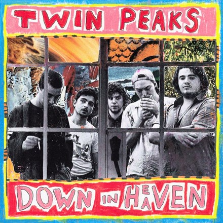 Twin Peaks - Down in Heaven (Limited Edition Colored Vinyl LP) * * * LDT05693