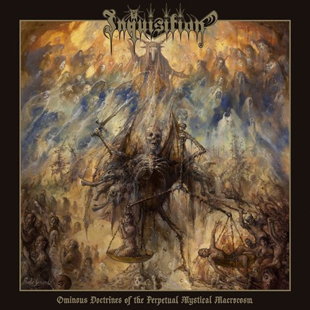 Inquisition - Ominous Doctrines of the Perpetual Mystical Macrocosm (Colored Vinyl 2LP) LDI34115