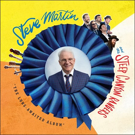 Steve Martin and The Steep Canyon Rangers - The Long-Awaited Album (Vinyl LP) LDM33092