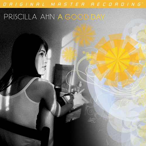 Priscilla Ahn - A Good Day (Numbered EDITION 180g Vinyl LP) LMF363