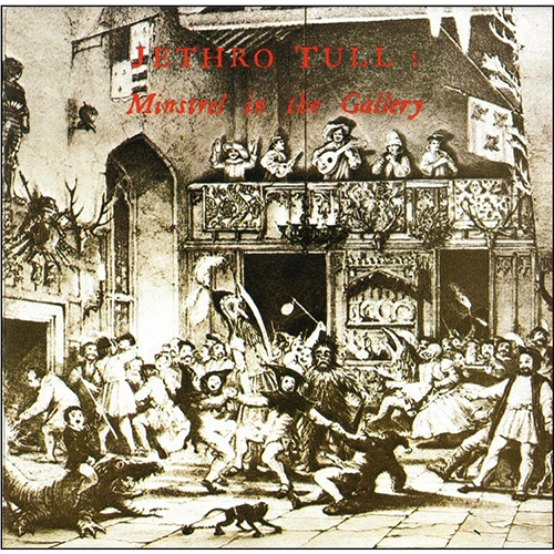Jethro Tull - Minstrel in the Gallery: 40th Anniversary La Grande Edition (180g Vinyl LP) LDJ57198