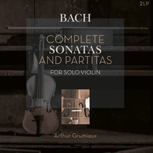 Bach - Complete Sonatas and Partitas For Solo Violin/Arthur Grumiaux (180g Import Vinyl 2LP) LIB02054