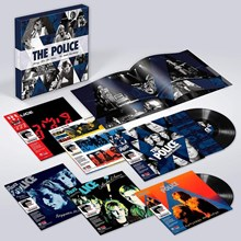 The Police - Every Move You Make: The Studio Recordings (180g Vinyl 6LP Box Set) LDP32504
