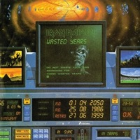 """Iron Maiden - Wasted Years (Limited Edition 7"""") LDI11852"""
