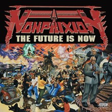 Non Phixion - The Future Is Now (Limited Edition Colored Vinyl 2LP) LDN60417