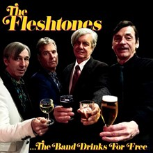 The Fleshtones - The Band Drinks For Free (Vinyl LP) LDF45112