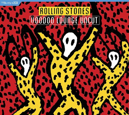 The Rolling Stones - Voodoo Lounge Uncut: Live at the Hard Rock, Miami 1994 (Blu-ray + 2CD) * * *  CEAG37579