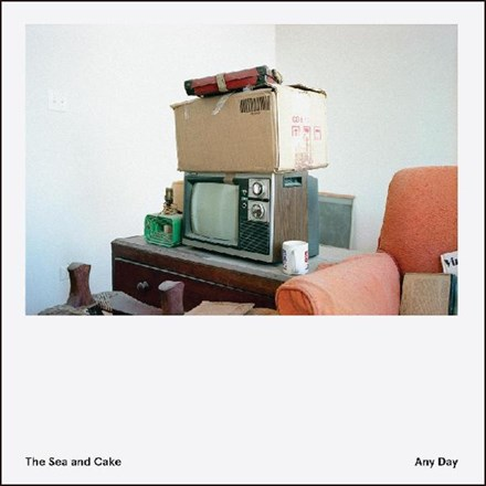The Sea and Cake - Any Day (Vinyl LP) LDS45918