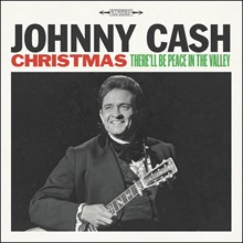 Johnny Cash - Christmas: There'll Be Peace In The Valley (Vinyl LP) LDC19610