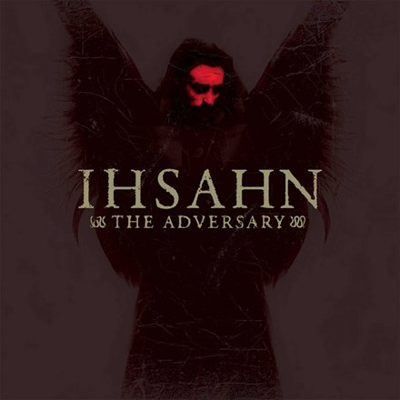 Ihsahn - The Adversary (Vinyl LP) LDI66816