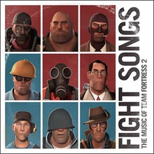 Valve Studio Orchestra - Fight Songs: The Music of Team Fortress 2 (Vinyl LP) LDV18216