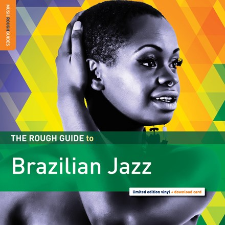 Rough Guide To Brazilian Jazz - Various Artists (180g Vinyl LP) LDR34544
