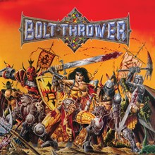 Bolt Thrower - War Master (Vinyl LP) LDB20498