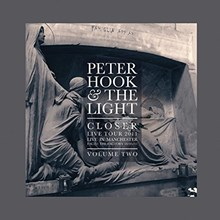 Peter Hook and The Light - Closer: Live In Manchester Vol. 2 (Vinyl LP) * * * LDH46196