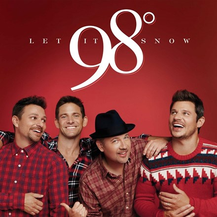 98 Degrees - Let It Snow (Vinyl LP) LDN71880