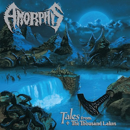 Amorphis - Tales from the Thousand Lakes (Vinyl LP) LDA41410