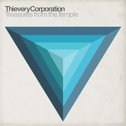 Thievery Corporation - Treasures from the Temple (Vinyl 2LP) LDT06001