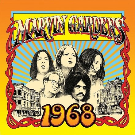 Marvin Gardens - 1968 (Limited Edition Vinyl LP) LDM63558
