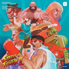 Yoko Shimomura - Street Fighter II: The Definitive Soundtrack (180g Colored 4LP Box Set) LDS964418