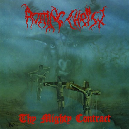 Rotting Christ - Thy Mighty Contract (180g Vinyl LP) LDR64215