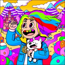 6ix9ine - Day69: Graduation Day (Vinyl LP) LDS06125