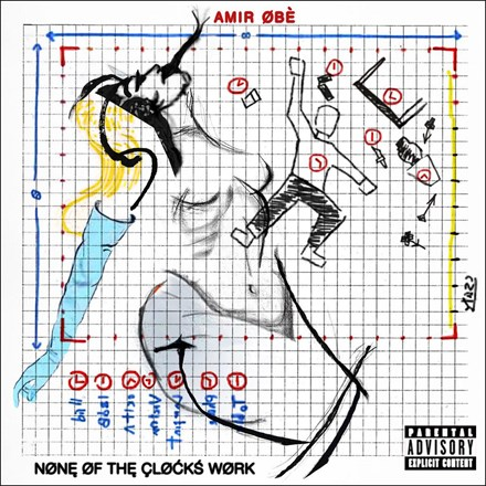 Amir Obe - None of the Clocks Work (Vinyl LP) LDO43353