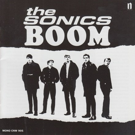 The Sonics - Boom (Mono Vinyl LP) LDS90516