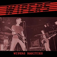 The Wipers - Wipers Rarities (Limited Edition Vinyl 2LP) LDW88633