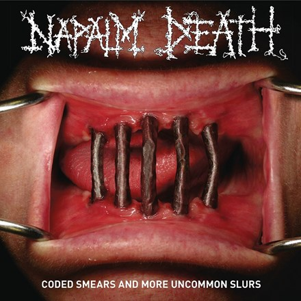Napalm Death - Coded Smears and more Uncommon Slurs (Vinyl 2LP) LDN94612