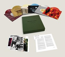 Bright Eyes - The Studio Albums 2000-2011 (Limited Edition Colored Vinyl 10LP Box Set) LDB24012