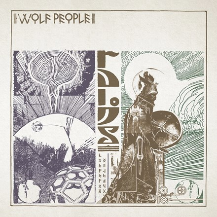 Wolf People - Ruins (Limited Edition Colored Vinyl LP) LDW27931