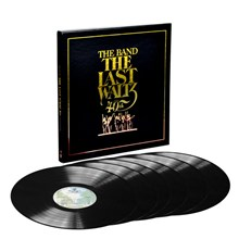 The Band - The Last Waltz: 40th Anniversary (Limited Edition 180g Vinyl 6LP Box Set) LDB43561