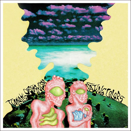 Timmy's Organism - Eating Colors (180g Vinyl LP) LDT33001