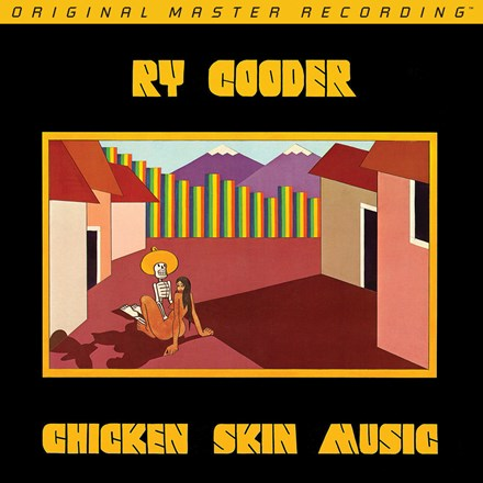 Ry Cooder - Chicken Skin Music (Numbered Limited Edition Hybrid SACD) CMFSA2161