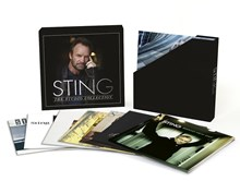 Sting - The Studio Collection (Limited Edition 180g Vinyl 11LP Box Set) LDS04479