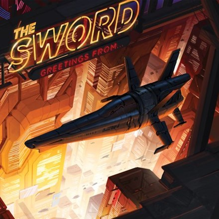 The Sword - Greetings From... (Vinyl LP) LDS26483