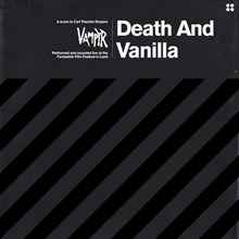 Death and Vanilla - Vampyr (Colored Vinyl 2LP) LDD40739