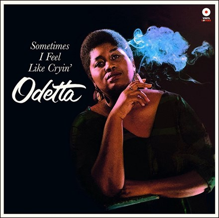 Odetta - Sometimes I Feel Like Crying (180g Import Vinyl LP) LIO0848