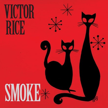 Victor Rice - Smoke (Vinyl LP) LDR06617