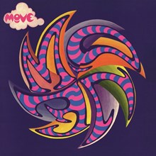The Move - Move (Limited Edition 180g Mono Import Vinyl LP) LIM00568