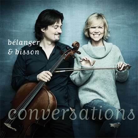 Anne Bisson and Vincent Belanger - Conversations (180g Vinyl LP) LDB20220