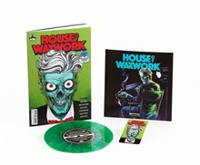 "House Of Waxwork - Comic: Issue No. 1 (Colored Vinyl 7"") LDH73308"