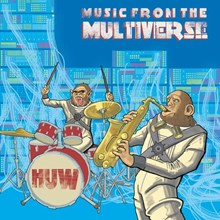 HUW - Music from the Multiverse (Vinyl LP) LDH16287