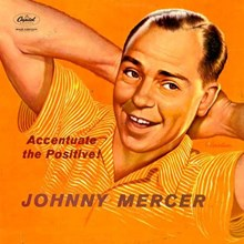 Johnny Mercer - Accentuate the Positive (Vinyl LP) LDM97421