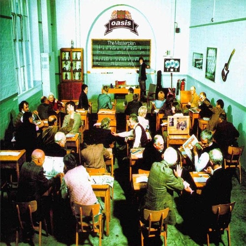 Oasis - The Masterplan (180g Vinyl 2LP) LDO02415