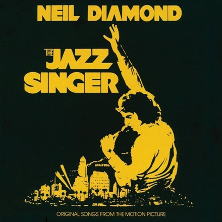 Neil Diamond - The Jazz Singer: Original Songs from the Motion Picture (Vinyl LP) LDD39434