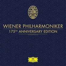 Wiener Philharmoniker - 175th Anniversary Edition (180g Vinyl 6LP Box Set) LDW74345