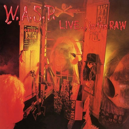 W.A.S.P. - Live in the Raw (Vinyl 2LP) LDW07616