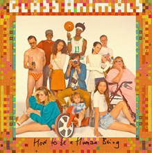 Glass Animals - How to Be a Human Being (Vinyl LP) LDG01877